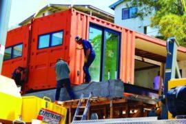 Californian Couple Follows Australian Container Homes Trend