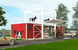 Farm Stores Move Into Cargotecture