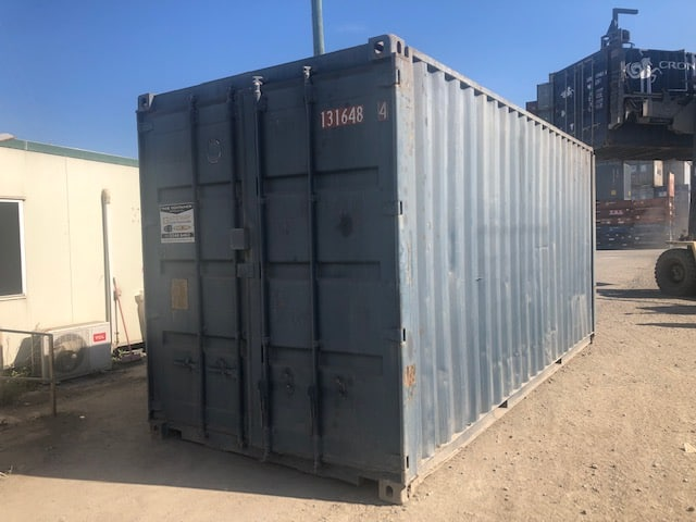 20' GP Containers For Sale Brisbane