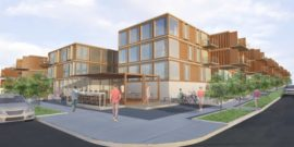 Affordable Shipping Container Housing Lands in Nashville