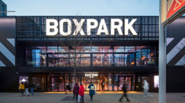 Boxpark Container Leisure Company to Expand to New Sites