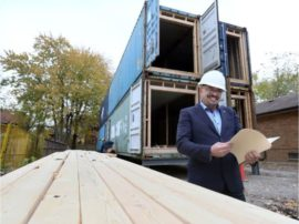 Shipping Container Construction the Answer to Affordable Housing