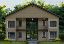 Focus on indieDWELL Container Housing Company
