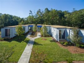 Two Container Homes Win Award for Innovation and Craftmanship