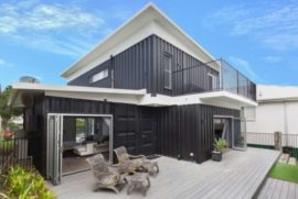 Self-builders Opt for Container Homes