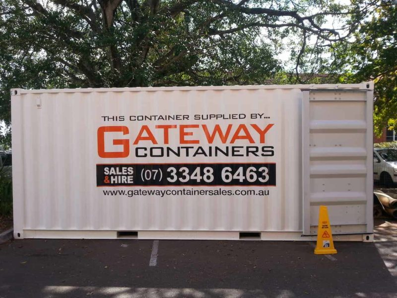 Choosing A Shipping Container Couldn't Be Easier