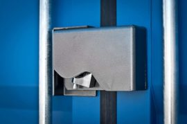 Why Have a Lockbox on our Shipping Container?
