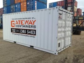 All About 20ft Shipping Containers
