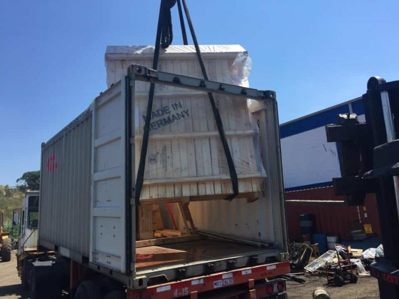 Non-Standard Shipping Containers-Uses for Open Top, Flat Rack, Bulker, and Half Height