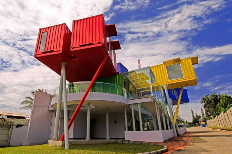 10 Reasons to Buy a Shipping Container