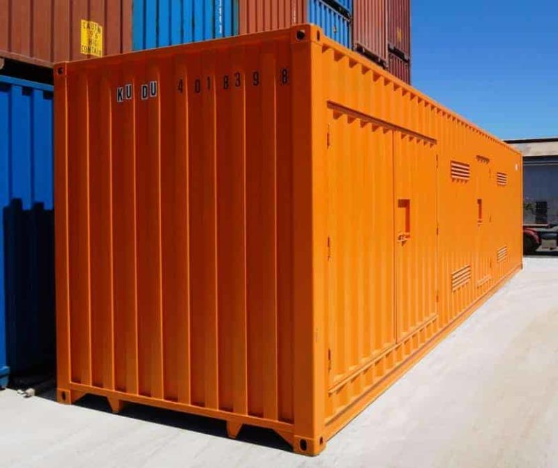 How Heavy are Shipping Containers?