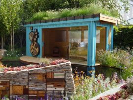 The Man Cave. The She Shed. The Shipping Container