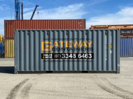 Branded Container